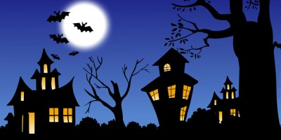 What's Your House Going to be for Halloween?