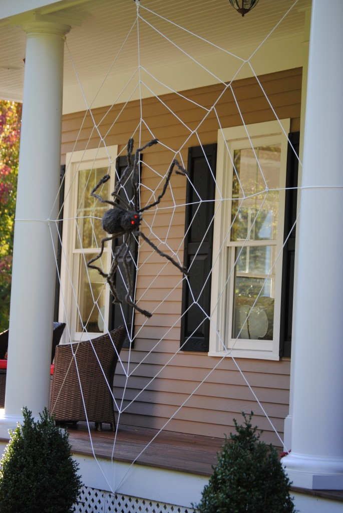 Halloween Decorations Spider Web Make Make Your Own Halloween Spider