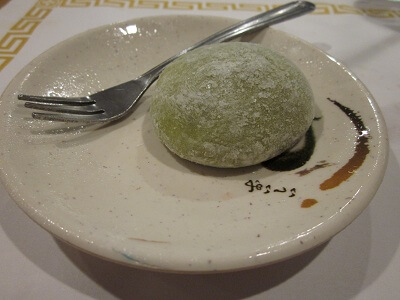Shabu-Zen Green Tea Mochi
