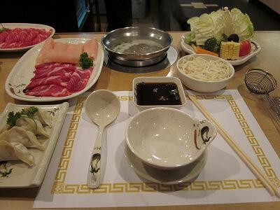 Shabu-Zen Ingredients