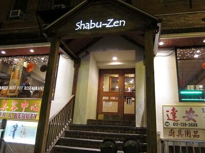 Shabu-Zen
