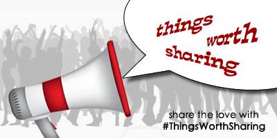 myuntangledlife #ThingsWorthSharing