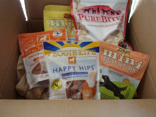 MrChewy.com Treats for Diabetic Dogs