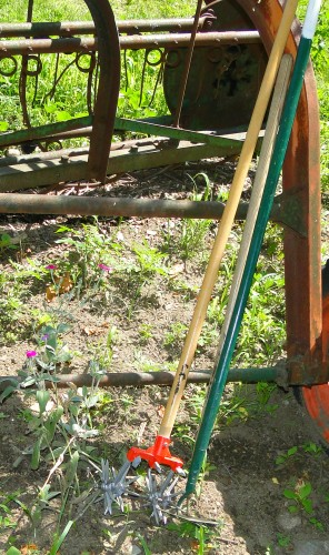 Garden Hoes