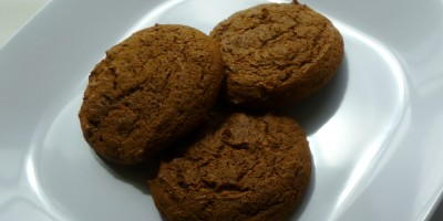 Soft Molasses Jumbles