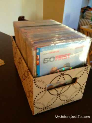 Tips For Organizing And Storing Dvd Collections