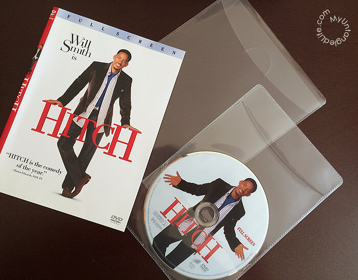 Tutorial on DVD Organization