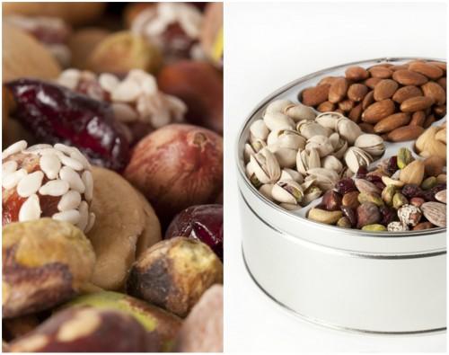 Fastachi nut mixes