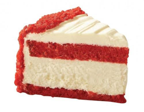 Juniors Red Velvet Cheesecake