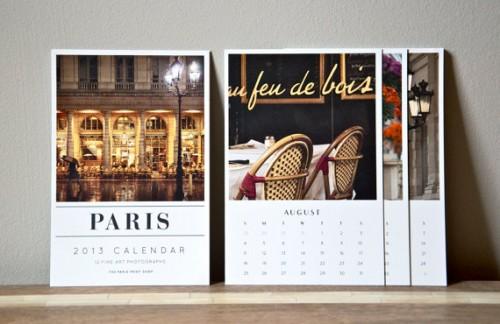 LBP Paris 2013 calendar