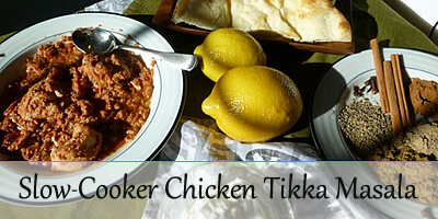 Crockpot Chicken Tikka Masala