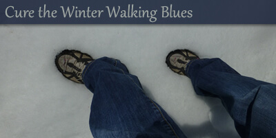 Cure the Winter Walking Blues from myuntangledlife.com