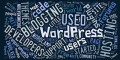 MyUntangled WordPress WordCloud