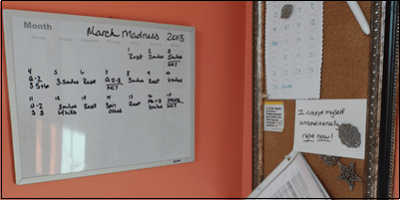 Motivation Board, What Motivates You?