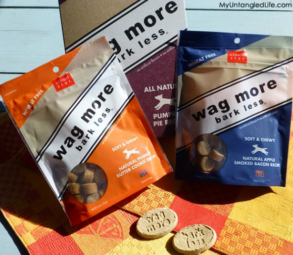 Wag More Bark Less - Cloudstar Dog Treats Review