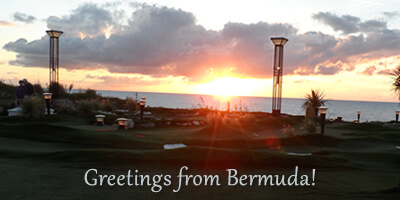 Postcard from Bermuda