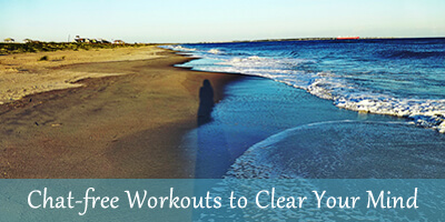 Beach Inspired Chat-Free Workouts