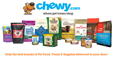 Chewy.com Cat Treats