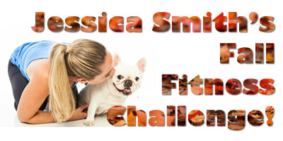 Jessica Smith's Fall Fitness Challenge