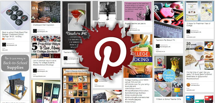 Back to School with Pinterest