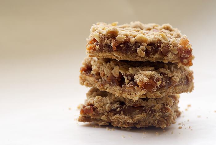 Bake or Break-Caramel Apple Bars