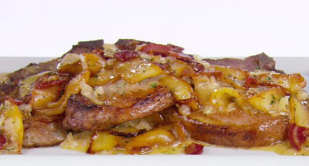 Giada_pork-chops-with-apples-and-pancetta