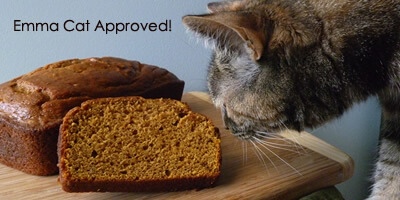 Emma Loves Pumpkin Bread