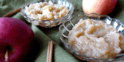 Homemade Maple Applesauce - Kat Treats at MyUntangled Life