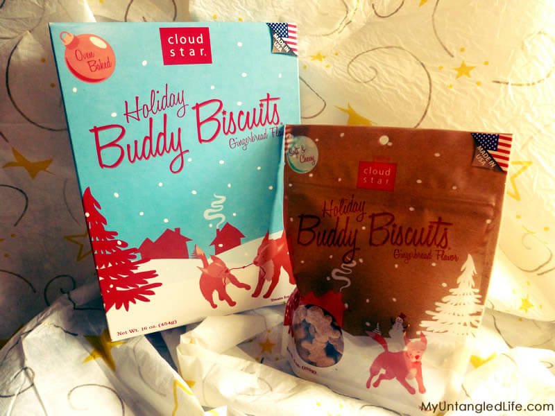 Holiday Biscuits for Dogs