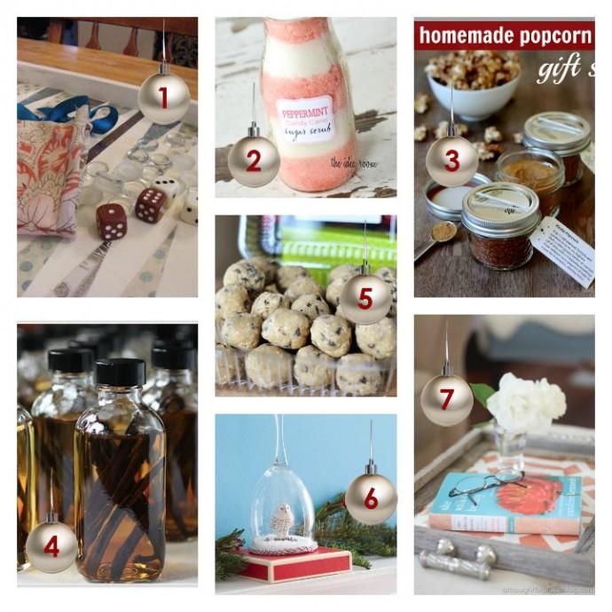 DIY and Homemade Holiday Gifts