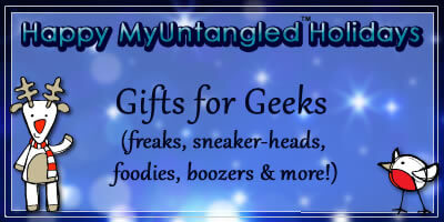 Gifts for Geeks 2013