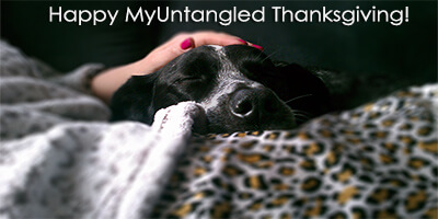 MyUntangled Thanksgiving 2013