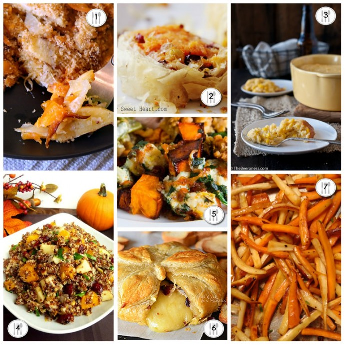 Vegetarian Side Dishes Thanksgiving