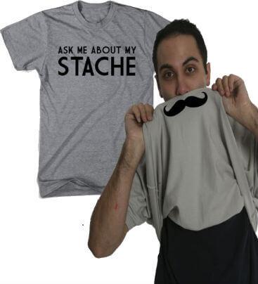 Ask Me Tshirt
