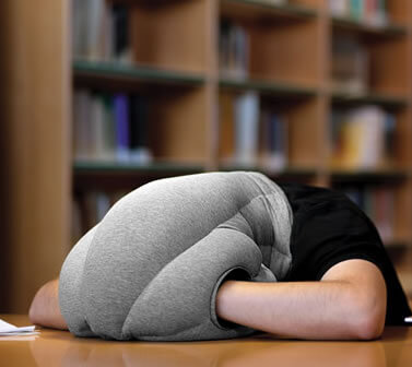 Power Nap OSTRICHPILLOW