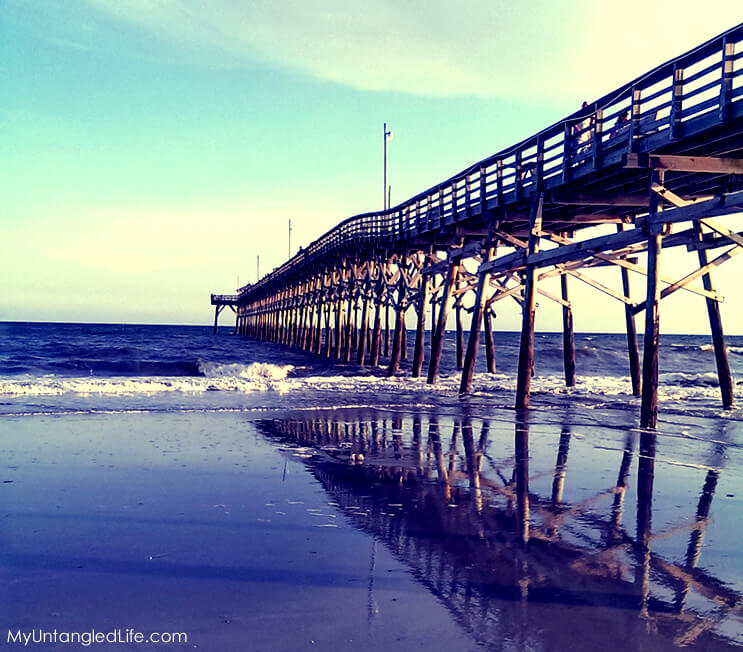 Oak Island , North Carolina