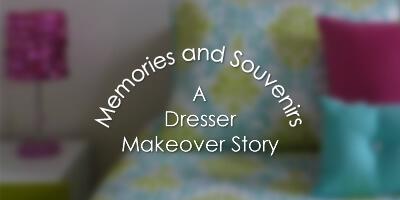 DIY Dresser Makeover, MyUntangledLife.com