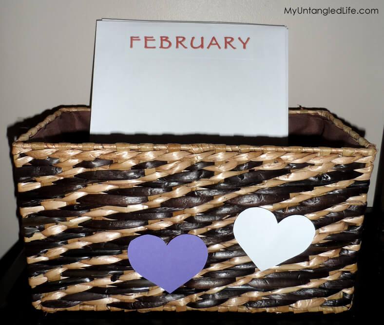 Valentine DIY Gift Ideas - MyUntangledLife.com