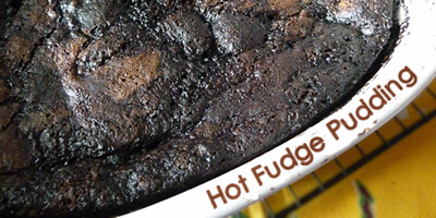 Hot Fudge Pudding #Recipe