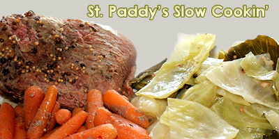 Slow Cooking for Saint Paddy