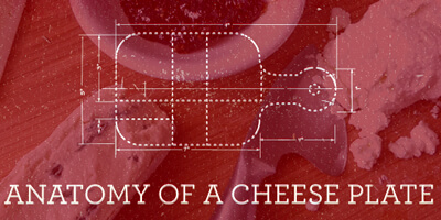 Anatomy of a Cheese Plate - RedEnvelope