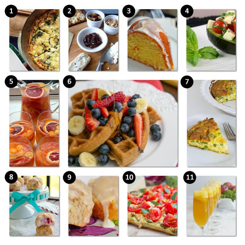 #thingsworthsharing Ideas for Mother's Day Brunch