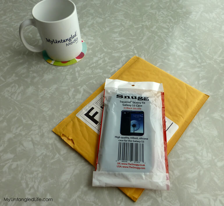 Snugg Phone Case Packaging