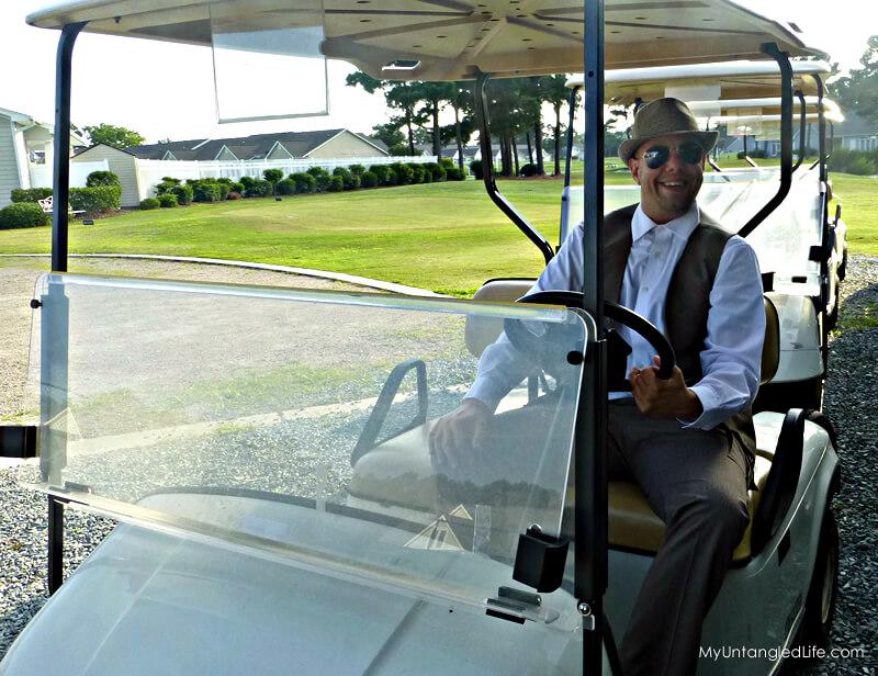 Golfer Jake