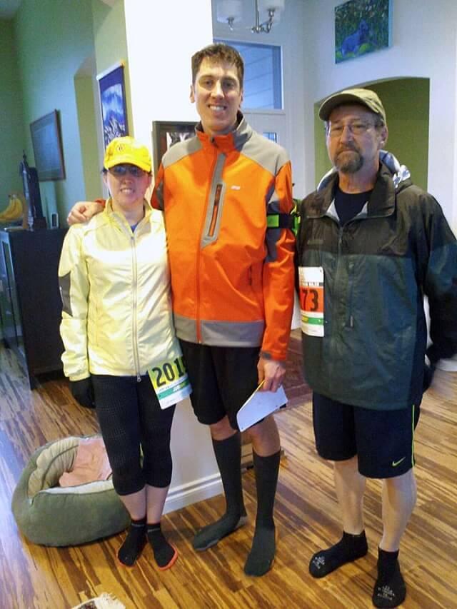Ready to run a marathon