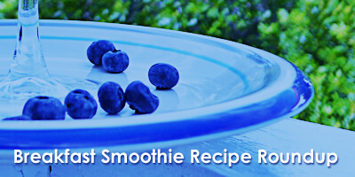 Breakfast Smoothie Recipe #thingsworthsharing