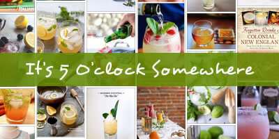 Summer Cocktails Worth Sharing #thingsworthsharing