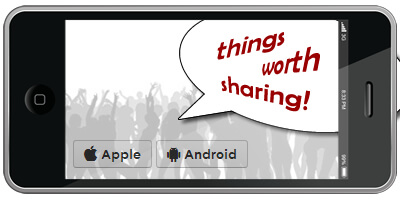 Mobile Apps Worth Sharing