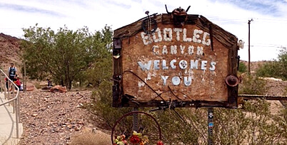 Bootleg Canyon, Nevada