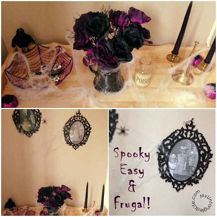 Cheap DIY Halloween Decorations